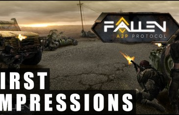 Fallen A2P Protocol Alpha Gameplay| First Impressions HD