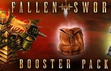 Fallen Sword Booster Pack Giveaway