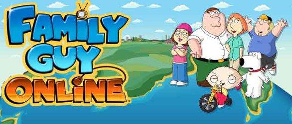 Family Guy Online keys to Quahog (open beta)