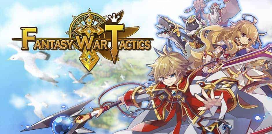 Fantasy War Tactics Mobile RPG