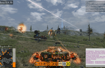 Fields of War – 200 Player Mech Shooter Released