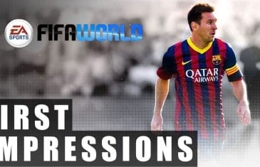 FIFA World Gameplay | First Impressions HD