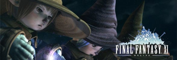 Square Enix Celebrating 11 Years Of Final Fantasy XI