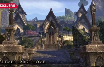 Homestead Update For The Elder Scrolls Online Heading To PTS