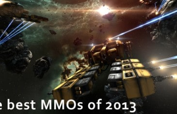 The Five Best MMOs of 2013