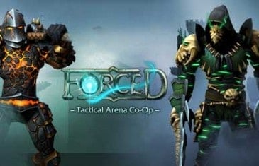 Co-op Action RPG Forced Announces Pre-Release Tournament