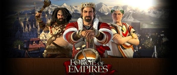 Celebrate With Forge Of Empires