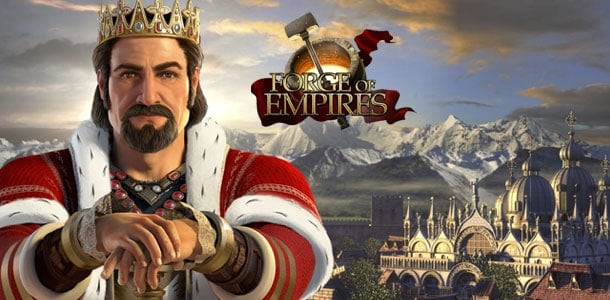 Celebrate Forge Of Empires First Birthday