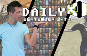 Free Guild Wars 2, Riot Games, The Dead Linger and more! | The Daily XP September 24th