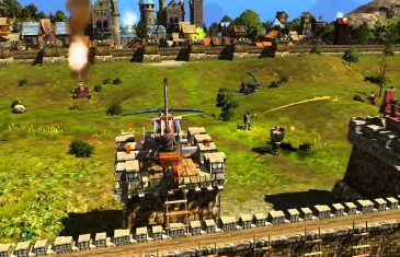Free to Play MMORPG, Siege Online, introduction