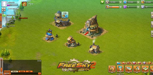FreeSky Online 2