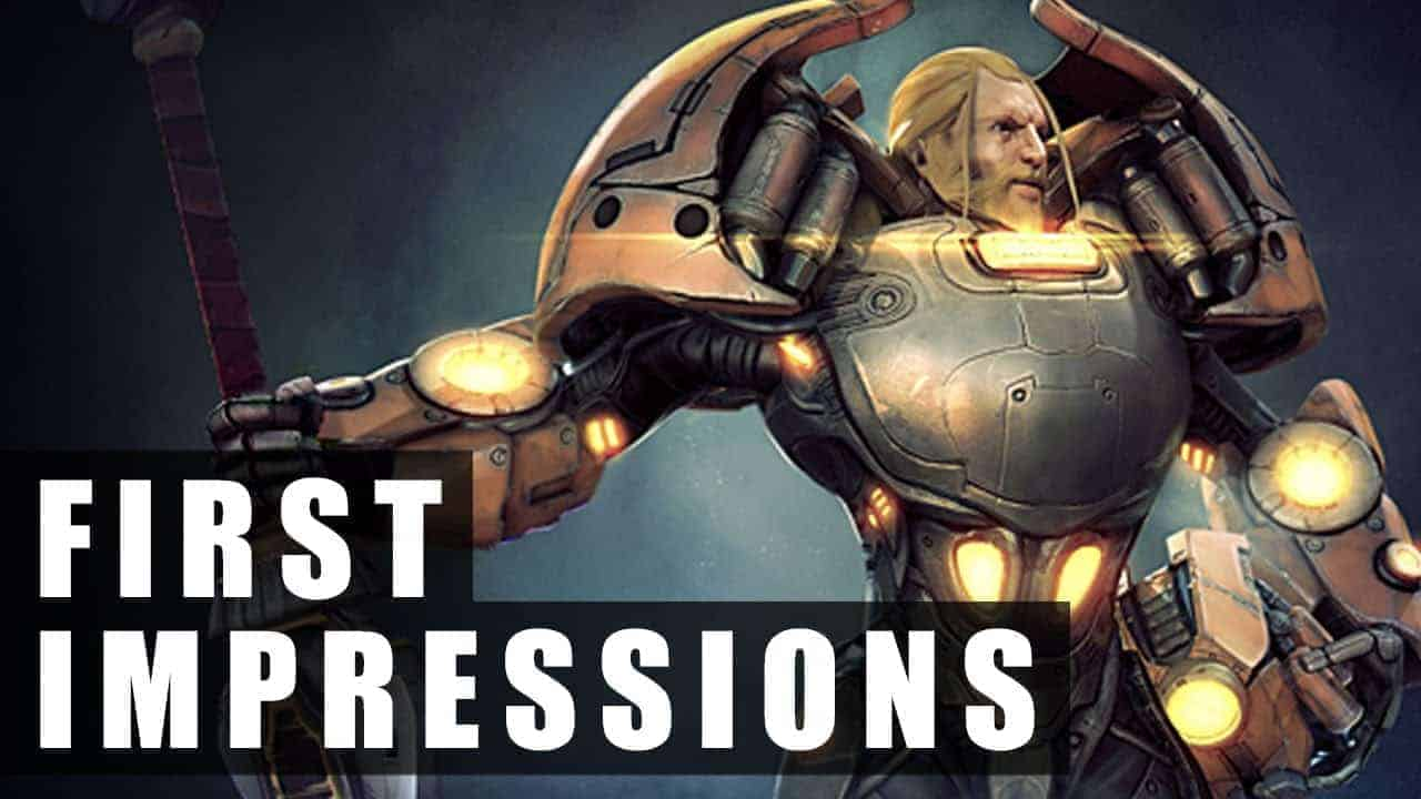 Games of Glory Gameplay | First Impressions HD