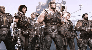 Gears of War Kinect title officially cancelled