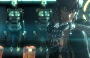 Ghost In the Shell Gameplay Trailer Reveal