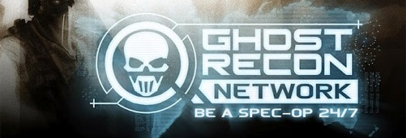 Ghost Recon Network app now available