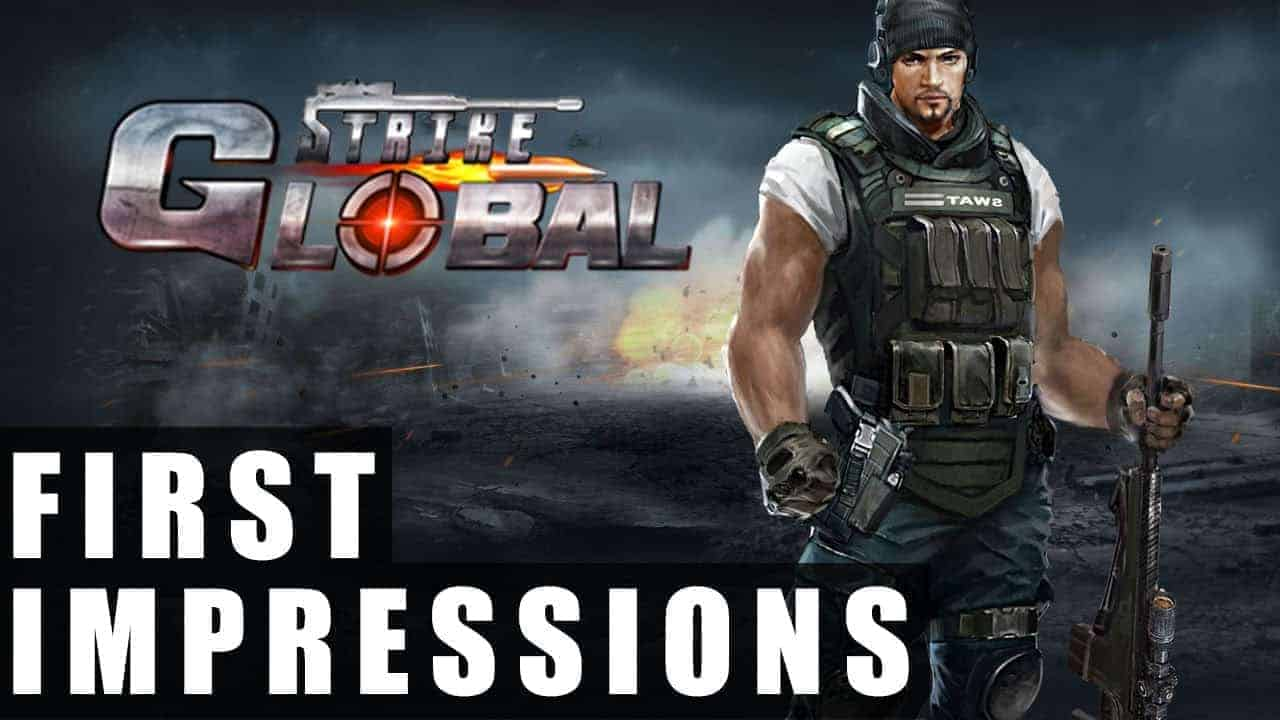 Global Strike Gameplay | First Impressions HD