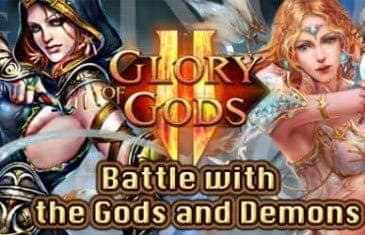 Glory of Gods II Newbie Gift Code Giveaway