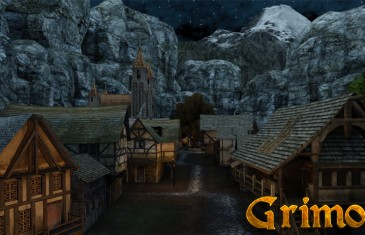 Grimoire Game Feature