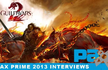 Guild Wars 2 Milestones Interview – PAX Prime 2013