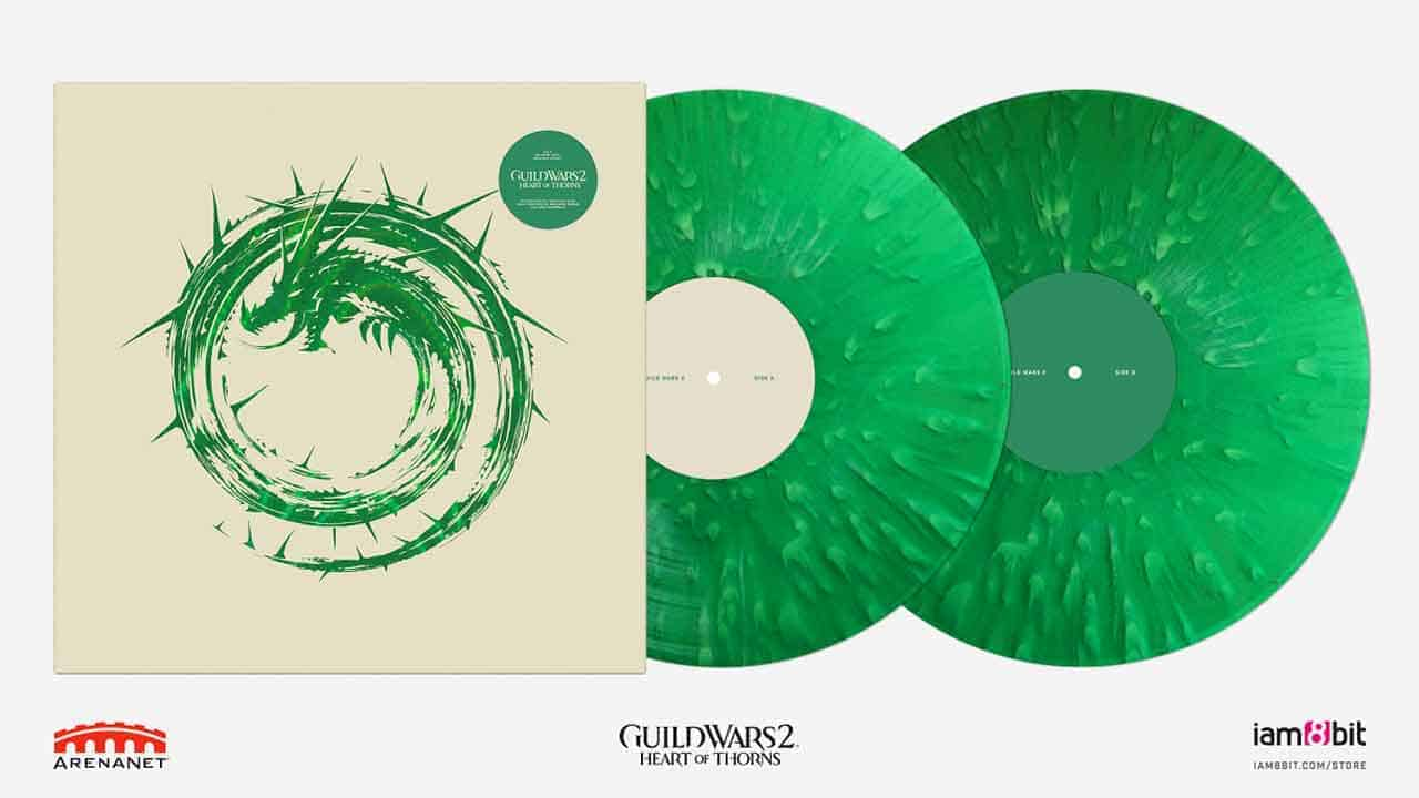 Guild Wars 2: Heart of Thorns™ Soundtrack Now Available on Collector's Edition Vinyl