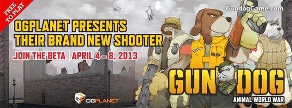 GunDog – Third Person Shooter Announced