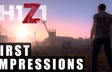 H1Z1 Gameplay | First Impressions HD