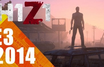 H1Z1 New E3 Gameplay | E3 2014 Interview