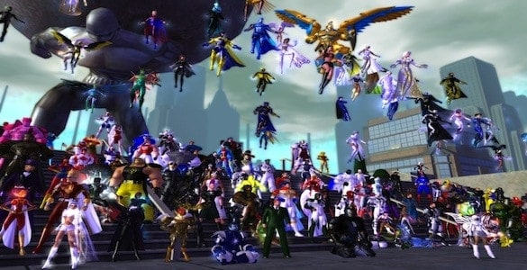 Top 10 Best Superhero MMOs