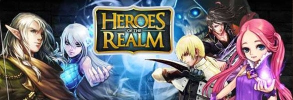 Heroes of the Realm – New Trading Card Strategy Game