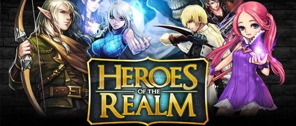 Heroes of the Realm – New Card Based Strategy RPG