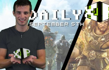 Heva Clonia Online, Age of Conan: Unchained, FFXIV and more! – The Daily XP September 5th