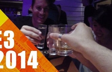 How to Party at an E3 Party | Attack Life