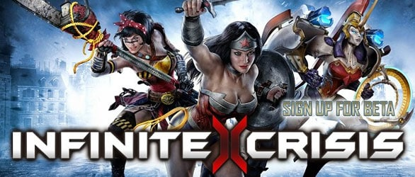 A Cyborg Has Been Sited In Infinite Crisis