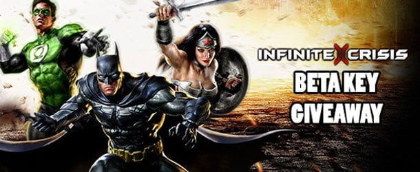 Infinite Crisis Closed Beta Key Giveaway