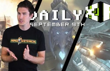 Infinite Crisis, Star Citizen, StarCraft Universe and more! | The Daily XP September 9th