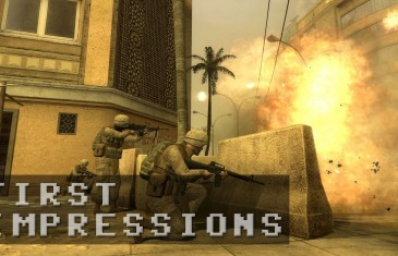 Insurgency Gameplay – First Impressions HD
