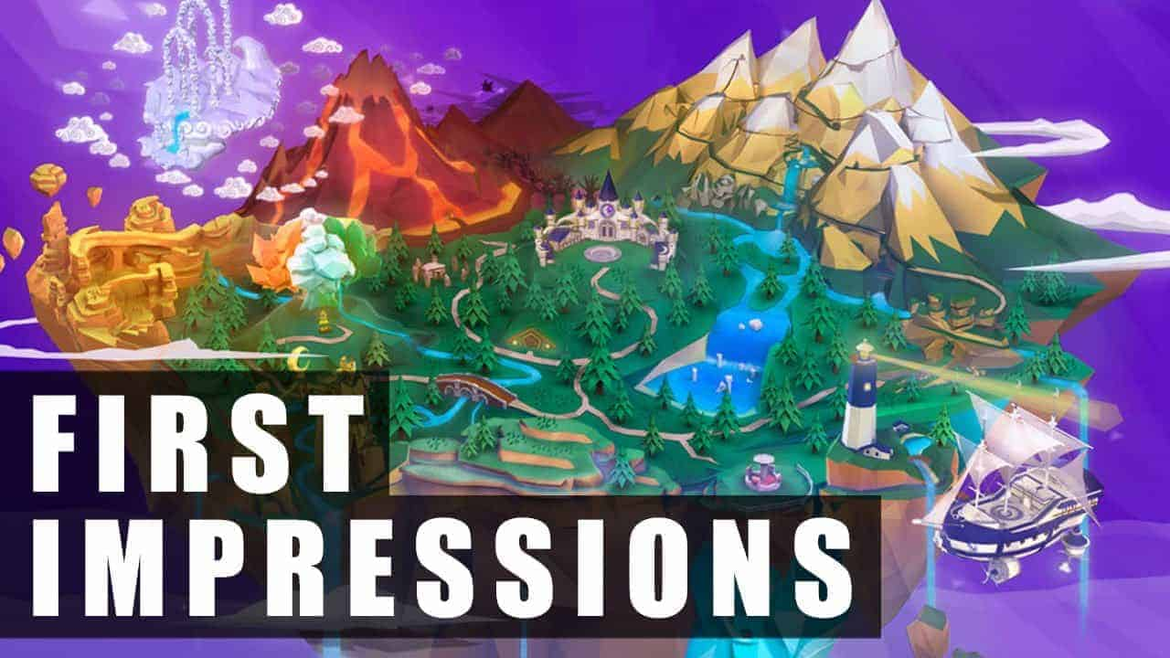 IZLE Gameplay | First Impressions HD