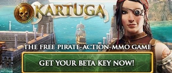 Kartuga – Closed Beta Key Giveaway