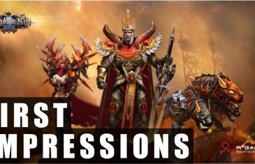 Kingdom Rift Gameplay | First Impressions HD