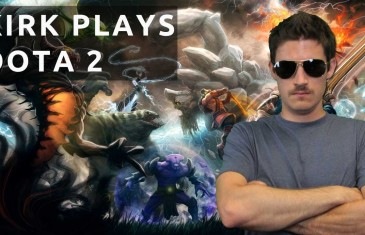 Kirk Plays Dota 2 | All Random Pub – Nature's Prophet