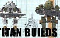K'NEX Titanfall Ultimate Angel City Campaign Titan Builds