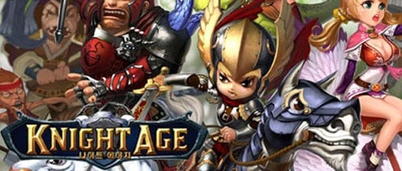 Knight Age, The First Ever Riding-Action Fantasy MMORPG, Begins Open Beta This August!