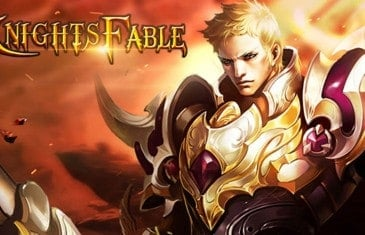 Knight's Fable Cross-Server Arena Outlined