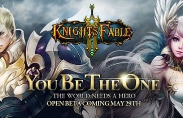 Knights Fable Goes Into Open Beta