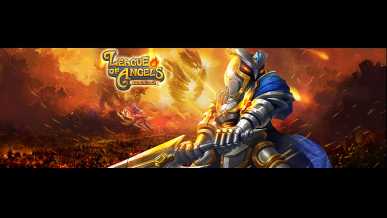 Introducing League of Angels Fire Raiders – New Mobile MMO