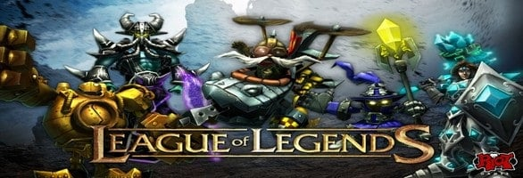 League Of Legends – Top Played Champions July 2013