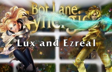 League of Legends Bot Lane Synergy – Lux and Ezreal
