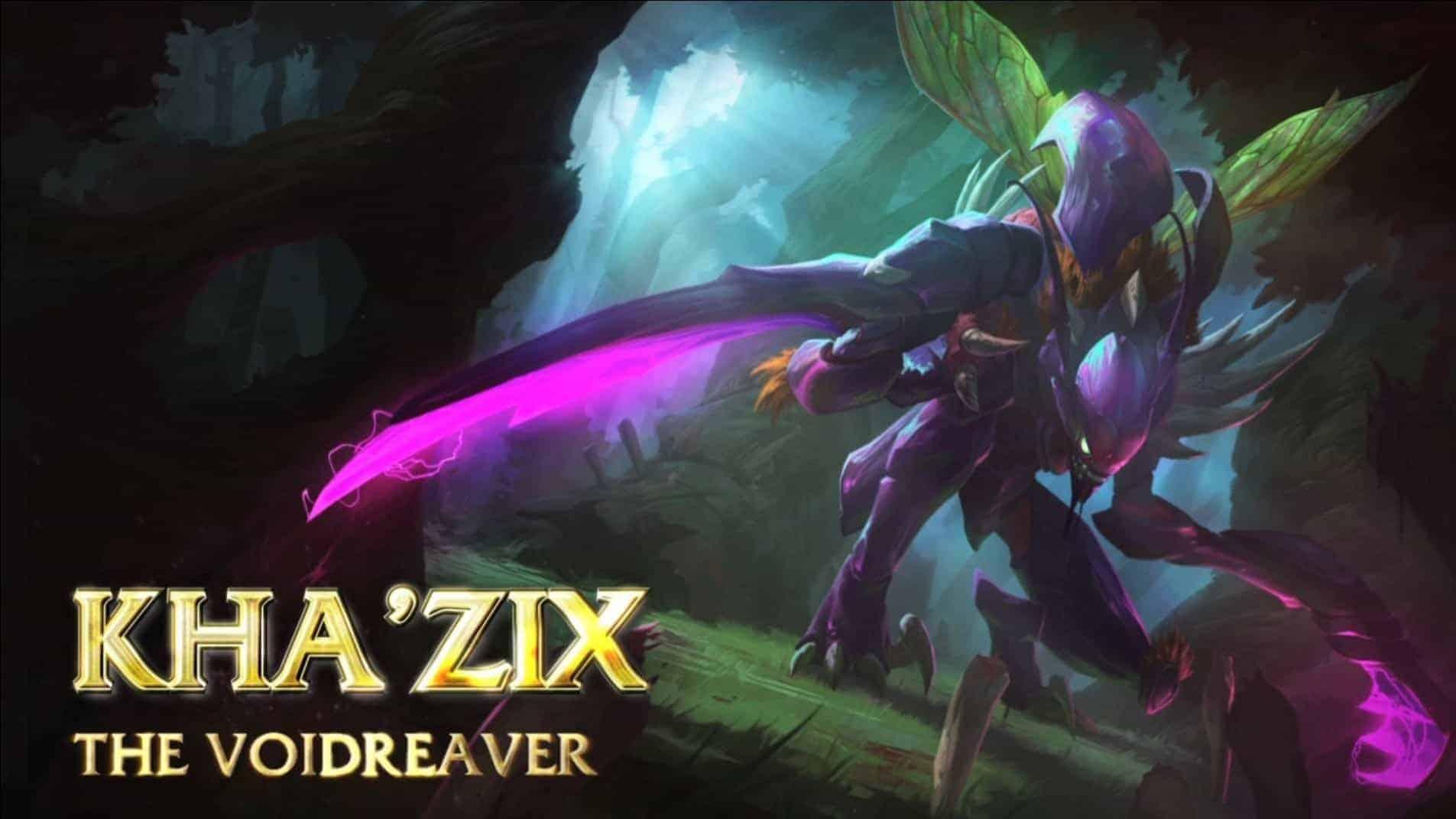League of Legends: Champion Spotlight – Kha'Zix