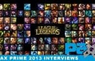 League of Legends eSports Convo – PAX Prime 2013