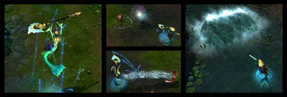 League of Legends – New Character, Nami, the Tidecaller Revealed